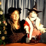 Grumilla Zweizahn feiert Weihnachten